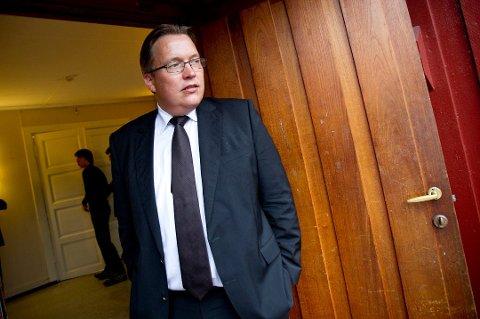 Stor motstander: Sverre Myrli (Ap) ser forslaget om å dele Viken i to som siste løsning.