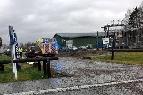 BRANN: Ifølge Hafslund var det en kortslutning i transformatoren i Vestbygata som førte til strømbruddet. FOTO: HEGE PEDERSEN