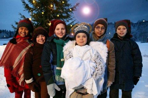 Årets julekalender på NRK, vil være Jul i Svingen.