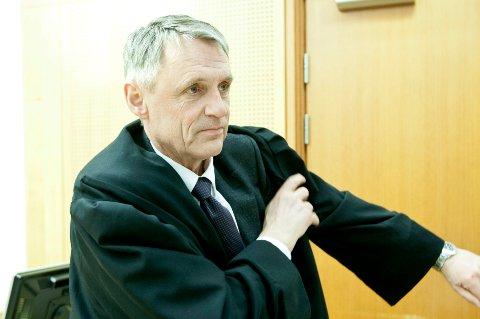 Forsvarer Dag Svensson var ukjent med at dte skal dreie seg om overgrep mot to barn.