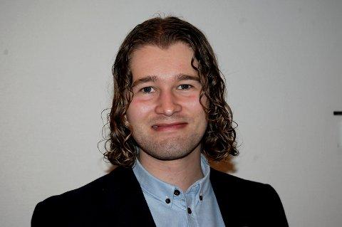 FORESLÅR KLOR: Christoffer Nyborg (H).