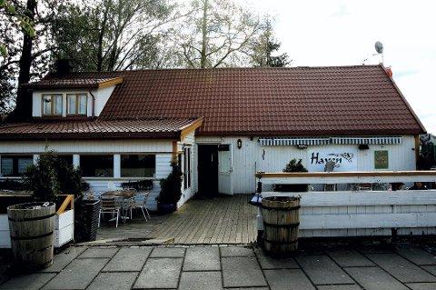 Jessheim: Haven café og pub.