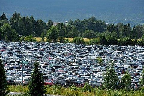 PARKERING: Flere selskaper tilbyr parkering på Oslo lufthavn. Bildet har ingen tilknytning til saken.