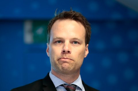 20190502. Stortingsrepresentant Jon Helgheim. (Foto: Lise Åserud / NTB scanpix)