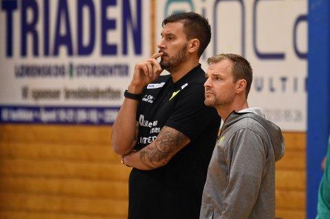 SKUFFET: Trener Kristian Bliznac var en skuffet mann etter stortapet i Bergen.