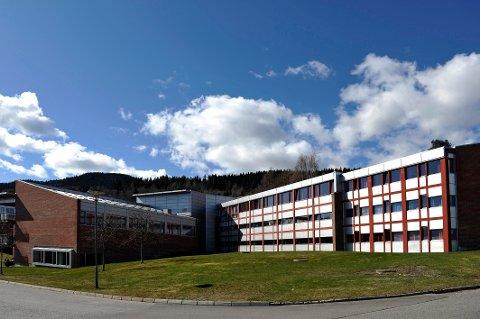 GJENBRUK: Den tidligere Feiringklinikken skal bli skole fra august.