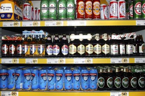 En økende oppmerksomhet rundt kropp og helse, som gjør at flere enn tidligere er mer bevisste på alkoholinntaket, er grunnen til rekordsalget, tror Henrik Lund, som er markedssjef for øl uten alkohol i Ringnes. Illustrasjonsfoto: NTB scanpix