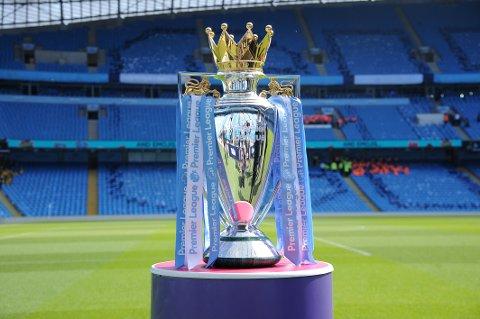 Premier League-trofeet vil denne sesongen bli delt ut senere på året enn noen gang tidligere dersom sesongen i det hele tatt spilles ferdig.