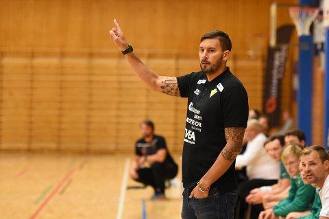 ROSES: Kristian Bliznacs taktiske evner gjør at Elverum vil ta Fjellhammer på alvor onsdag kveld.