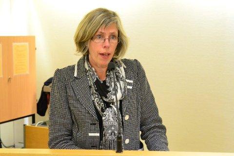 TILFREDS MED TILSKUDD: Kommunalsjef Grethe Rønning i Aurskog-Høland.
