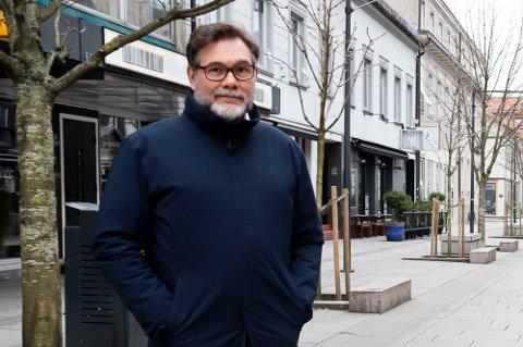 GRENSELØST UTSPILL: – Virksomheter i Lillestrøm med ansatte fra Rælingen burde kunne søke Rælingen kommune om midler, sier Harald Ryen, leder av Lillestrøm Næringsråd.