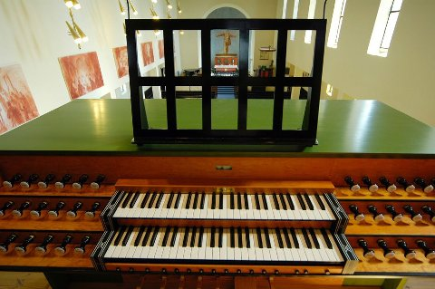 Orglet i Lillestrøm kirke