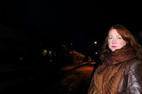 Elisabeth Holter-Schøyen, Hallenskog, leder av utvalg for miljø, klima og samferdsel i Røyken.