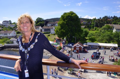Monica Vee Bratlie (H) fortsetter som ordfører i Hurum.