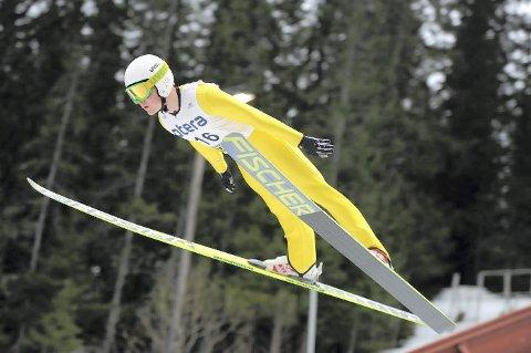 TILBAKE: Leif Torbjørn Næsvold er tilbake i konkurransemodus etter å ha slitt med sykdom i mange måneder.