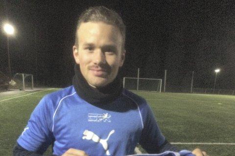 NYTTIG: Emil Fossum er blitt en nyttig spiller for Huringen som er på vinnersporet i 5. divisjon.Arkivfoto