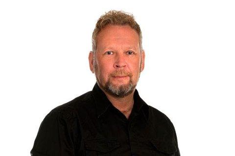ANSATT: Espen Sandli har vært nyhetsredaktør i DT i en periode. Nå er han ansatt som ansvarlig redaktør.