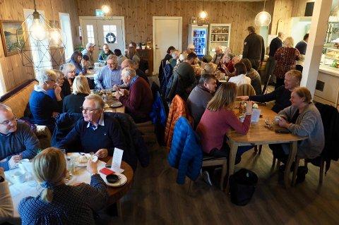FIKK TILSYN: Spisestedene i Sande har ventet over to år på smilefjestilsyn. Nylig kom Mattilsynets inspektører til Gran Søndre. (Arkivfoto)