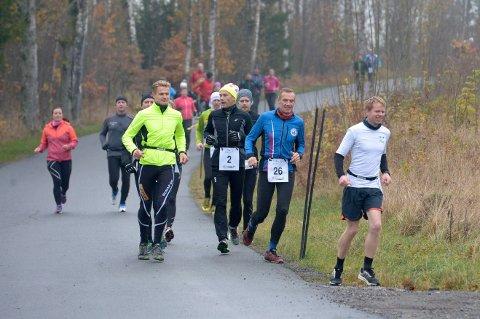 TREDJE UTGAVE: 135 løpere er klare for Backyard Ultra by Fjellsport.no neste helg. For ett år siden stilte 120 utøvere til start. 42 fullførte også den siste runden, 12 timer senere.