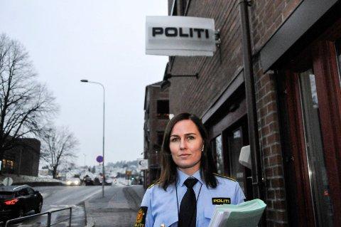 POLITIADVOKAT: Torunn Hallenstvedt Siqveland er politiadvokat.