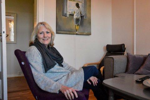 Leder for Krisesenteret  i Vestfold- Heidi Tanum