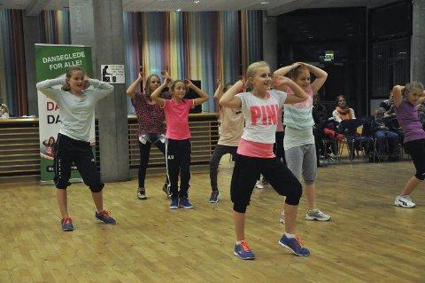 Aktiv SFO: Ragnes Danseskole inviterer barn i alderen seks til 10 år til danse-SFO i sommer.Arkivfoto: Ann Kristin Saastad
