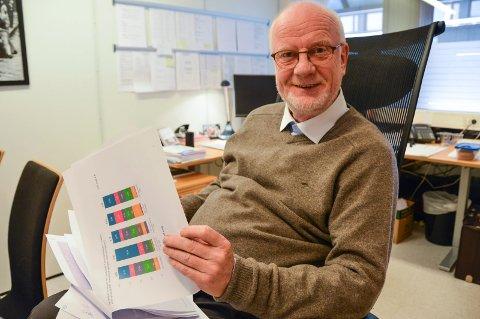 ØKER STABEN: Ivar Ramberg i PP-tjensten i Sandefjord forteller at det vil bli flere rådgivere på kontoret etter nyttår.