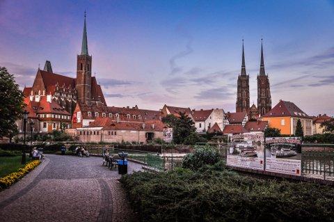 Wroclaw i Polen