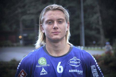 Nå er Viktor Petersen Norberg med på laget igjen - til tross for noen problemer med noen bånd i ankelen.