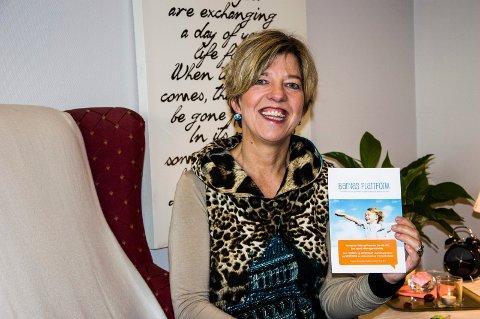 BARNAS PLATTFORM: Nicole Fongen er sertifisert til å holde kurs i regi av Barnas Plattform. – Det dreier seg mye om selvtillit og selvfølelse hvis en ønsker seg trygge, sterke og glade barn, sier hun.