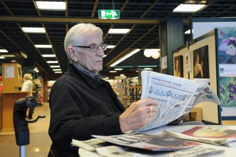 Knut Gjertsen vokste opp på Grønli, men hva er igjen av den bydelen nå?