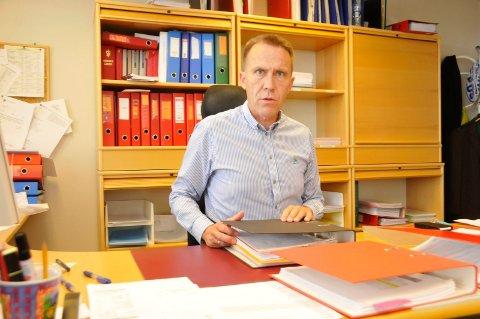 Poliinspektør Jan Stapnes la ned påstand om ett års fengsel for den tiltalte mannen.