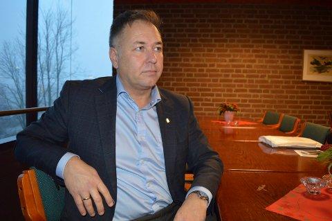 OMTALT I VARSLERBREVET: Organisasjons- og HR-sjef Magne Eckhoff sier han ikke kan kommentere påstandene i varselet nå, men må avvente Tenden-rapporten.