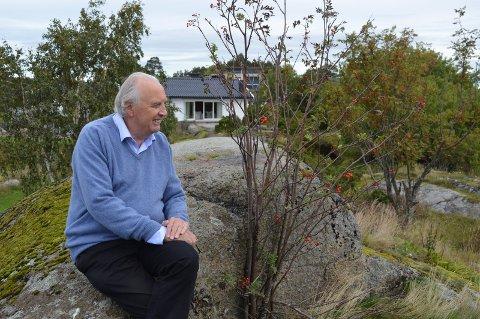 HVILESKJÆR: Når 16 års tilværelse på Stortinget er over i slutten av september, blir det mer tid til overs for Svein Flåtten hjemme ved Thorøya.