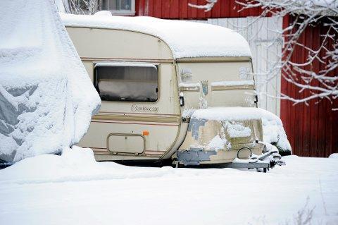 Vrakpant: Campingvogner omfattes av den nye forskriften om vrakpant. Leverer du campingvognen din til en skraphandler så vil du få 3.000 kroner.