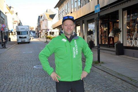 HAR DANNET SELSKAP: Marius Nordby gleder seg til lørdagens Backyard Ultra på Haukerød, og deretter til lignende løp i Stavanger, Ås og Bergen.