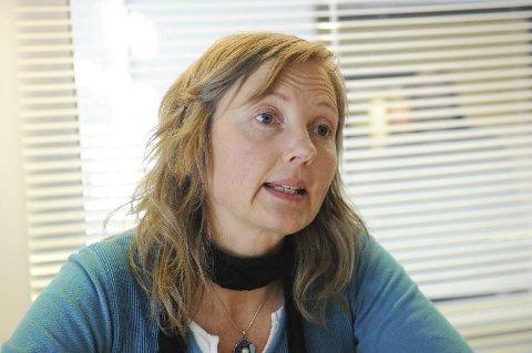 FYLKESPLANSJEFEN: – Det som er gammeldags, er å planlegge for et samfunn der hver enkelt er avhengig av bil for å delta i samfunnet, sier Linda Lomeland til kritikken  fra Volmax-sjef Grant Larsen om at fylket tenker gammeldags.