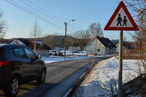 STRAND LEIRSTED: Vestfold fylkeskommune varsler innsigelser mot kollektivløsninger og trafikksikkerhetstiltak for gående og syklende.