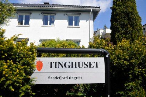 SLUTTINNBERETNING: Sandefjord tingret mottok den endelige oppsummeringen av konkursen i Froy AS 8. mars.