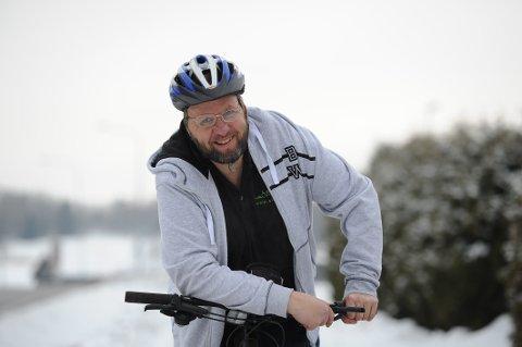 SLAGRAMMET: Arne Mjåland (48) lå for døden, men kjempet seg tilbake til livet, mot alle odds.