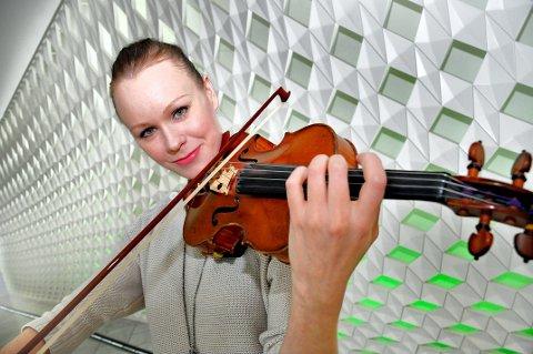 FRA 2019: Camilla er mest kjent for sitt instrument, men blir nå også ny kunstnerisk leder for Fjord Classics.