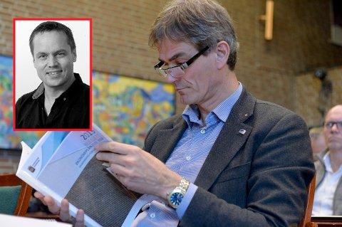 Det er godt ordfører Bjørn Ole Gleditsch (H) varsler at ledelseskulturen skal revurderes, skriver redaktør Steinar Ulrichsen (innfelt) i denne lederen.