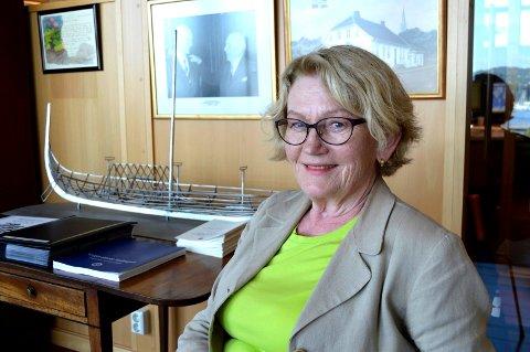 INVITERER SØKERE: Onsdag 6. mars holder direktør Anne-Merethe Lie Solberg i Anders Jahres Humanitære Stiftelse informasjonsmøte i Landstadsenteret for potensielle søkere.