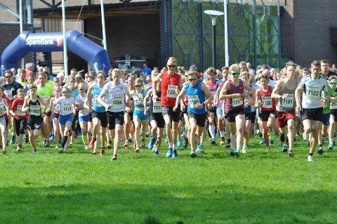 NY MOSJONSLØPSBØLGE: En rekke løpsarrangører erfarer økende interesse for mosjonsløp. Arrangørene av Sandefjordsløpet håper på det samme.