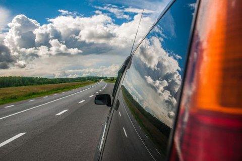 FERIE: Ta det med ro når du skal på bilferie, er oppfordringen til Trygg Trafikk.