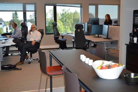 KAMP: Et samstemt hovedutvalg for miljø- og plansaker kjemper for kontorer på Tassebekk (bildet) og Torp Øst.