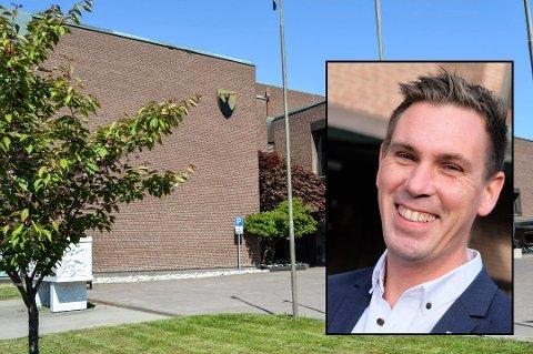 SIER OPP: Henning Fjell Johansen fra Nøtterøy var under ett år i stillingen som kommunalsjef for helse, sosial og omsorg i Sandefjord kommune.