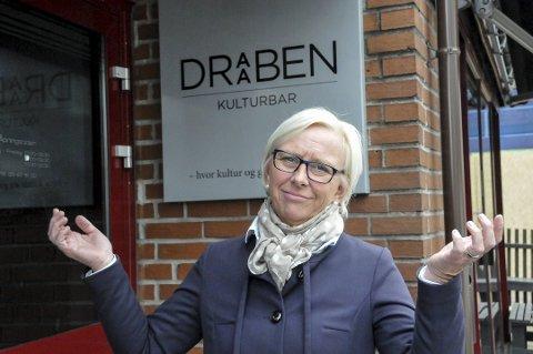 STENGT: Flere av byens utesteder og kulturformidlere frykter for sine bedrifter. - Vi er en liten bedrift med små driftsmarginer, uten rike eiere i bakhånd. I går ble det sendt ut permitteringsvarsel til alle våre ansatte, sier Heidi Schau, daglig leder av Draaben Kulturbar.