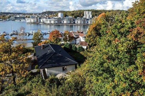 Moods Eiendom Nytt boligprosjektet i Fjellvikåsen