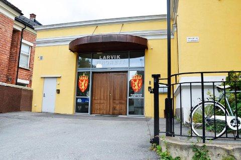 RETTSSAK: Det er berammet tre dagers hovedforhandling i Larvik tingrett fra 3. til 5. mars.